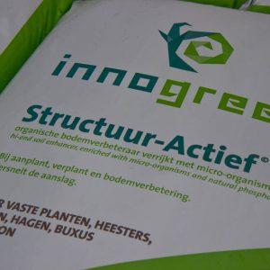 Innogreen Organische bodemverbeteraar